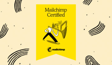 Business Update — I'm Officially Mailchimp Certified!