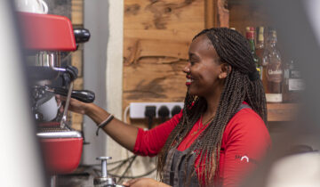 Behind the Scenes with Shamba Café & Shop